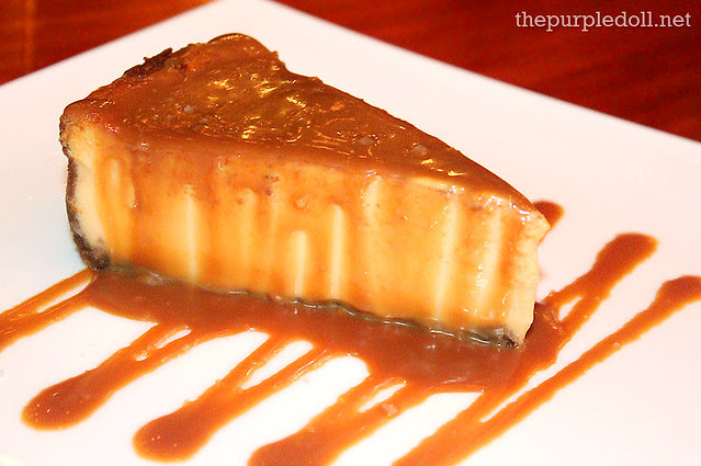 URBN's Salted Caramel Cheesecake (P150)