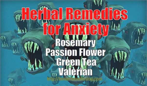 Home Remedies for Anxiety that are Safe and Effective