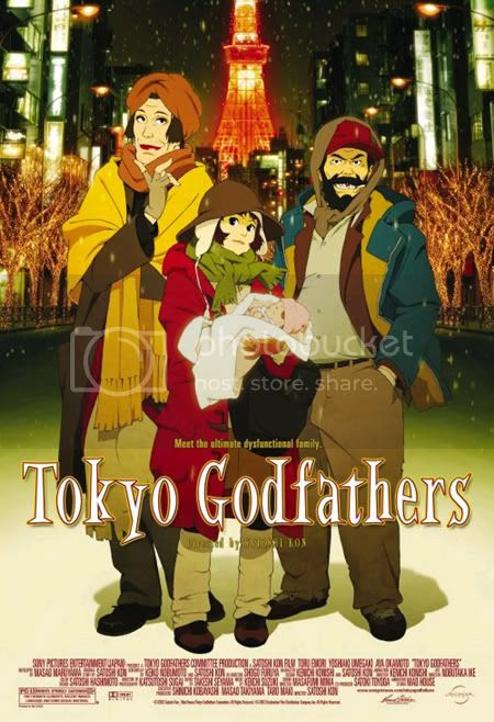 tokyo godfathers Pictures, Images and Photos