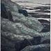 2.李義弘-岸上的野百合-140×77cm-水墨設色、廣興原色楮皮細羅紋紙3320-2013