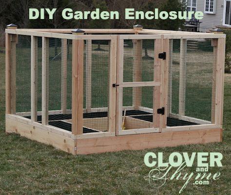 https://cloverandthyme.com/2013/04/01/diy-garden-enclosure/
