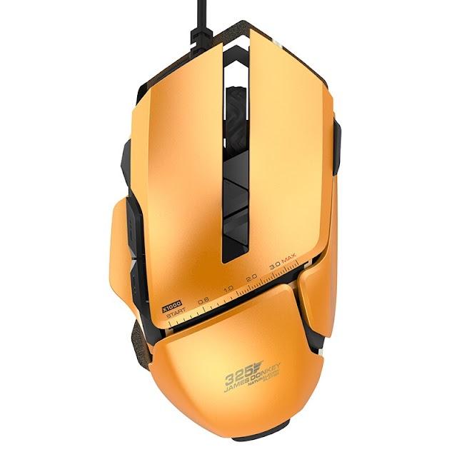 Beste Koop Optische USB Wired Pro Gaming Muis Met 4 Verstelbare Niveau RGB LED Backlight Omron Schakelaar Game Muizen Voor Mac PC Gamer LOL CS Goedkoop