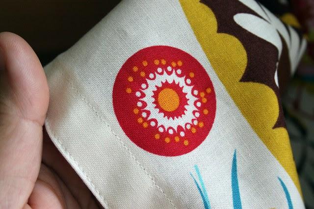 Favorite fabric details