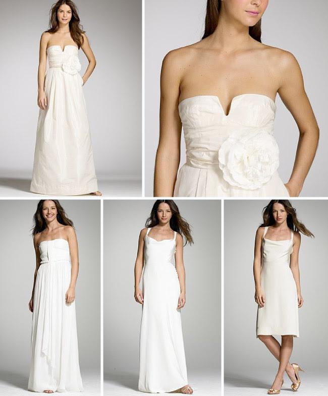 Ideas For Beach Wedding Dresses: Wedding Trend Ideas: Simple Beach Wedding Dresses