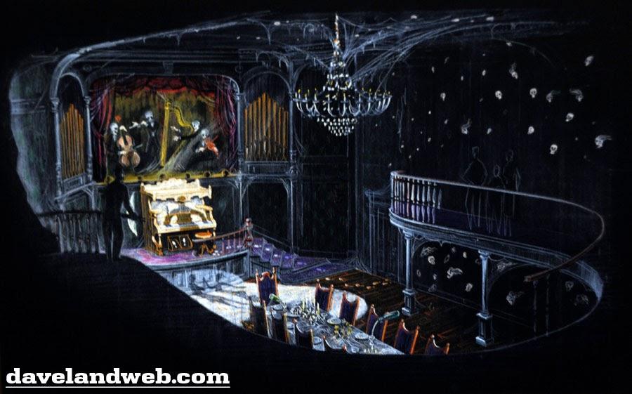 Davelandblog Freaky Fridays The Haunted Mansion The