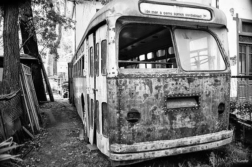 En un lugar de la ciudad by Alejandro Bonilla