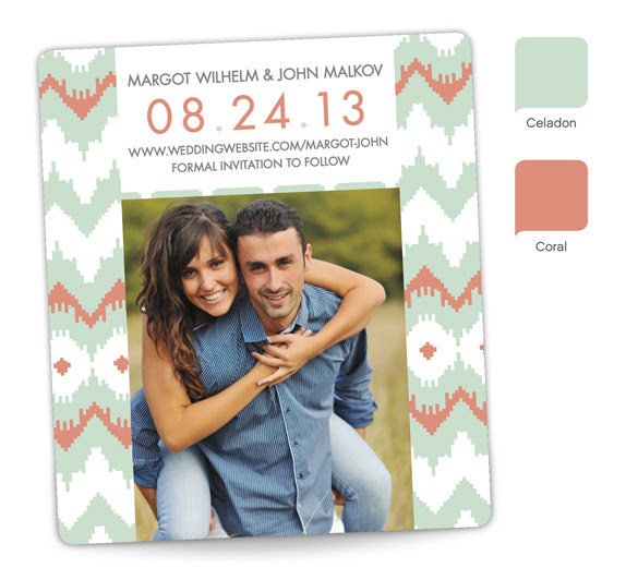 wedding thank you cards camo turquoise and lime green wedding table setting