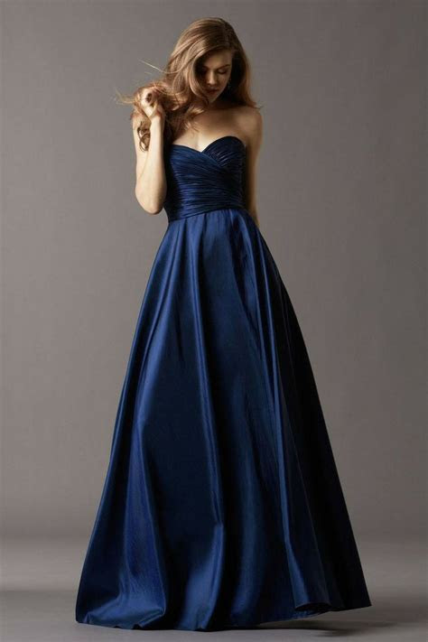 25  Best Ideas about Midnight Blue Prom Dresses on