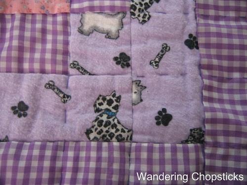 Finishing Your Quilt - Basting, Quilting, and Binding 1