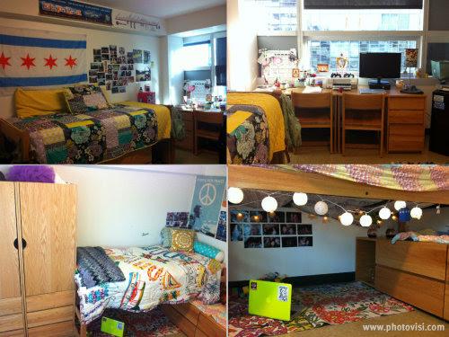 Fuck Yeah, Cool Dorm Rooms | Emerson College, Boston