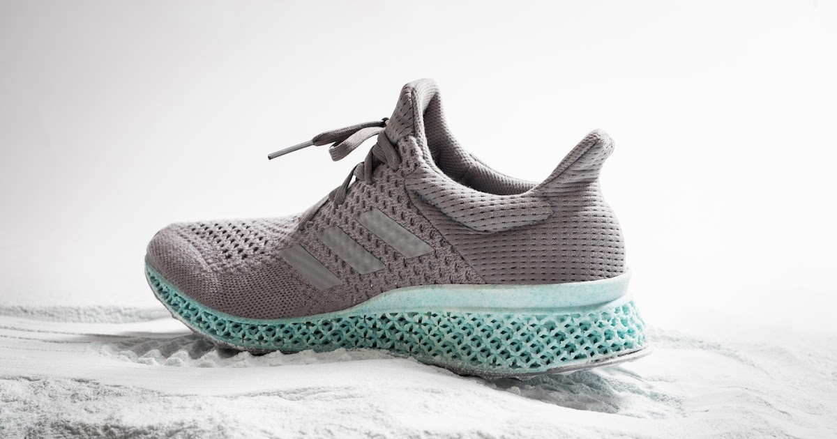 Adidas Uses Ocean Plastci To Create New Shoes