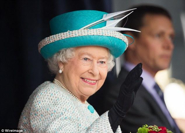 Królowa w Lancaster / Księżna Kornwalii na finale konkursu BBC Radio 2.