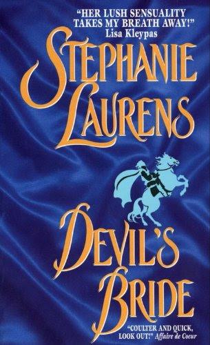 Devil's Bride (Cynster Novels) by Stephanie Laurens