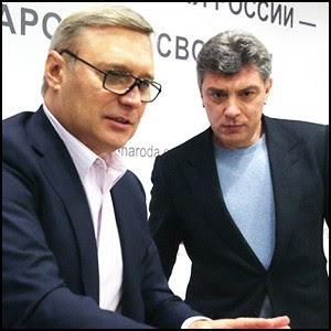 Кому выгодно убийство Немцова?