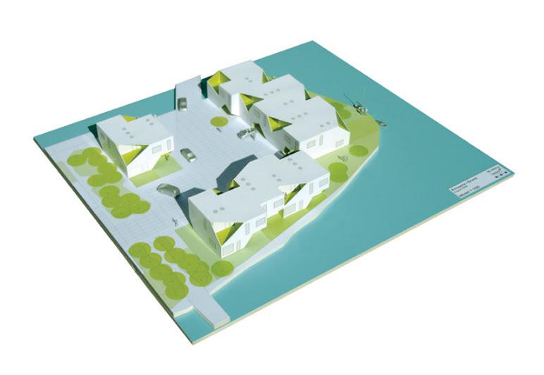 Å-husene - CEBRA, Arquitectura, diseño, casas