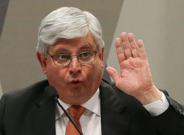 Rodrigo Janot presta depoimento à PF sobre delação premiada da JBS