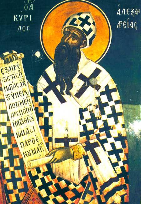 IMG ST. CYRIL of Alexandria