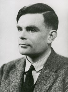 Portrait of Alan Turing from archive of papers relating to the development of computing at the National Physical Laboratory between the late 1940s and the early 1970s. Includes material on Pilot ACE, ALGOL, Alan Turing etc. 74 boxes + 1 envelope.  CREDIT: Science Museum, London/SSPL