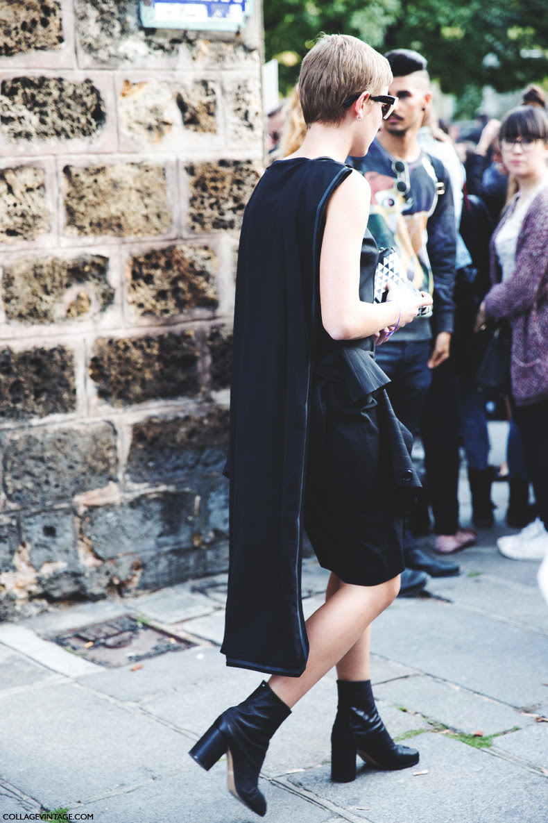 Paris_Fashion_Week_Spring_Summer_15-PFW-Street_Style-Black_outfit-Cape-
