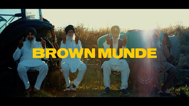 BROWN MUNDE - LYRICS AP DHILLON   GURINDER GILL   SHINDA KAHLON