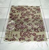 Placemat Mendong Batik AM