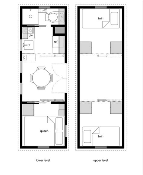 michael janzens tiny house floor plans small homes