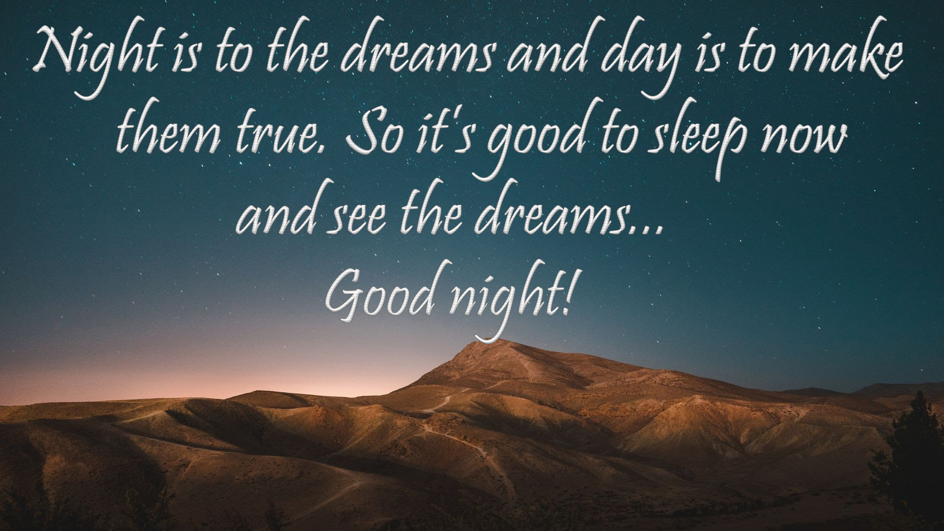 Good Night Quotes Hd Images Good Night Messages