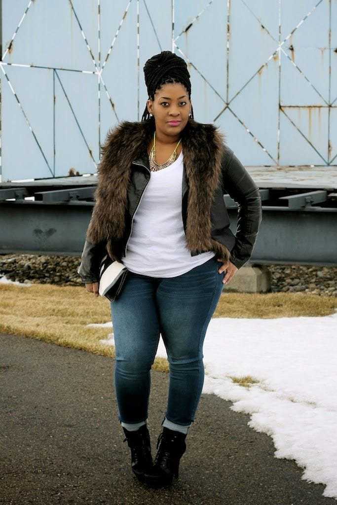 outfittrends plus size winter outfits14 chic winter