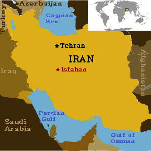 70 ribu Yahudi dari Isfahan (Iran)