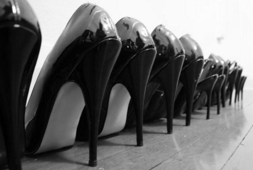 High Heels (Ilustrasi)