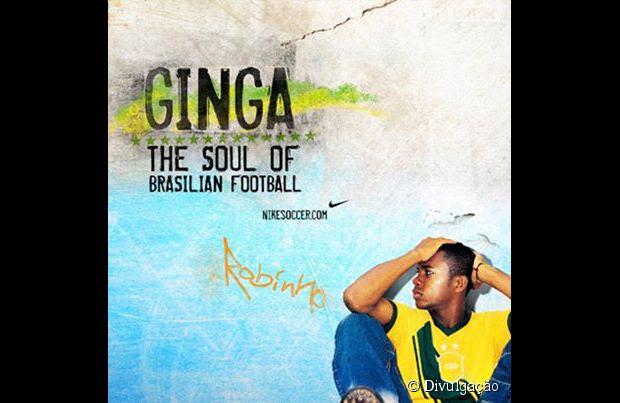 """Documentário """"Ginga"""" mostra a habilidade do brasileiro em jogar futebol"""