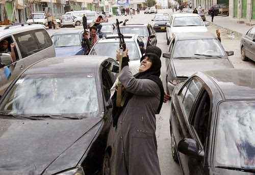 LIBYA/EAST-REPULSE