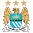 Team badge of Manchester City