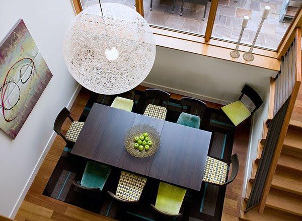 15 Adorable Contemporary Dining Room Designs   Home Design Lover