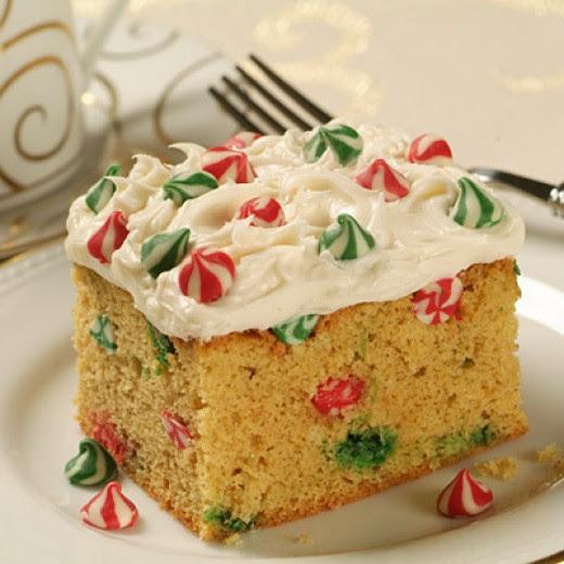 Simple walnut Christmas cake recipe: