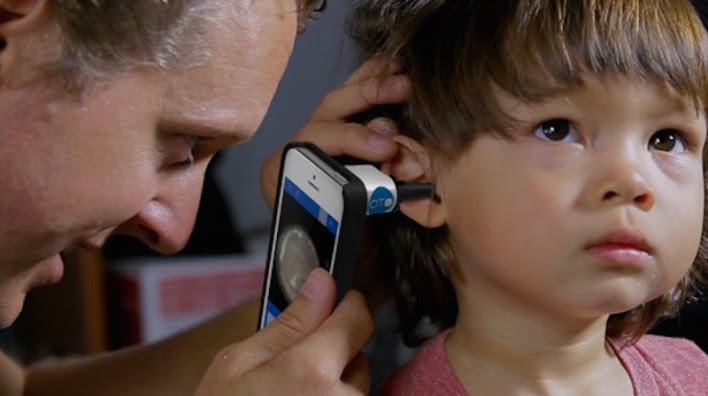 Check For Ear Infections With Your Smartphone