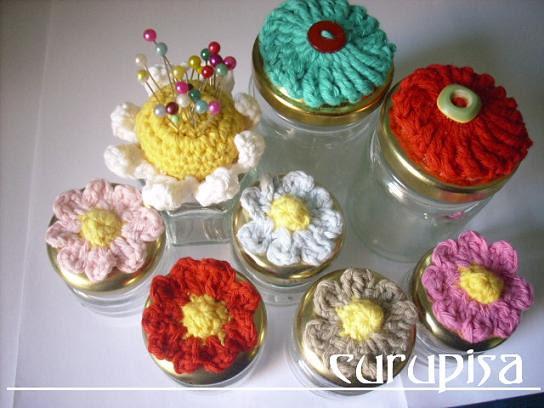 Frascos tuneados / Tuned jars