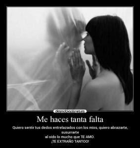 Imagenes De Amor Con Frases Me Haces Falta Tu Descargar Imagenes