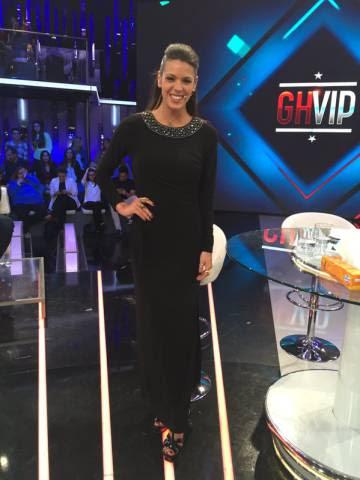 Laura Matamoros, en la final de 'Gran Hermano VIP'.