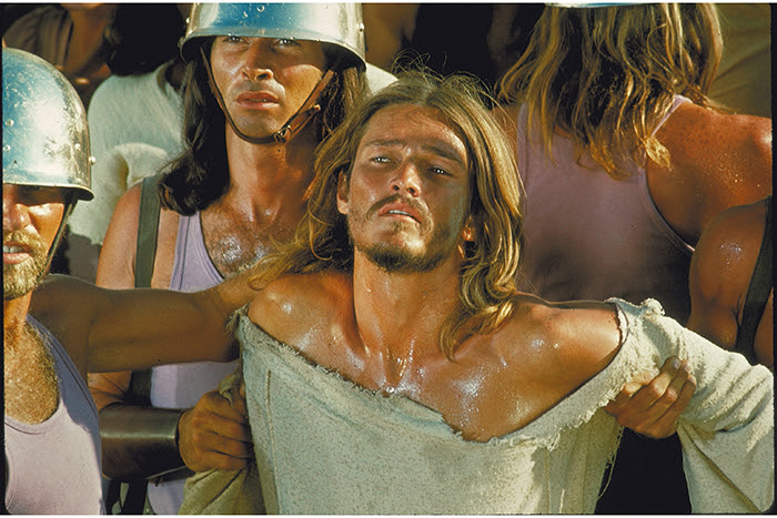 O musical Jesus Cristo Superstar (1973).