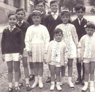 Algunos de mis primos y yo. ©Mikel Agirregabiria