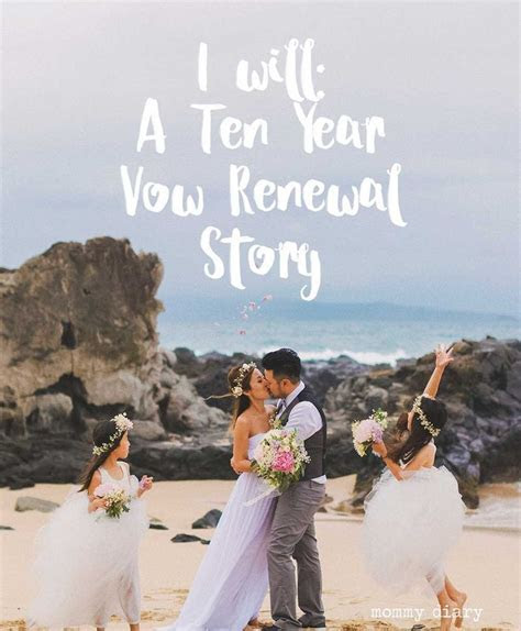 I Will: Ten Year Vow Renewal In Maui   Maui ? 2017