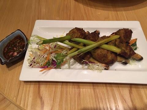 香茅豬肉串 - 尖沙咀的泰燒遙