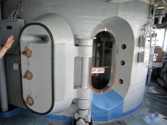 Missouri Wheelhouse Door