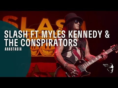 Recensione: Slash featuring Myles Kennedy and The Conspirators - Living the Dream tour (2019)