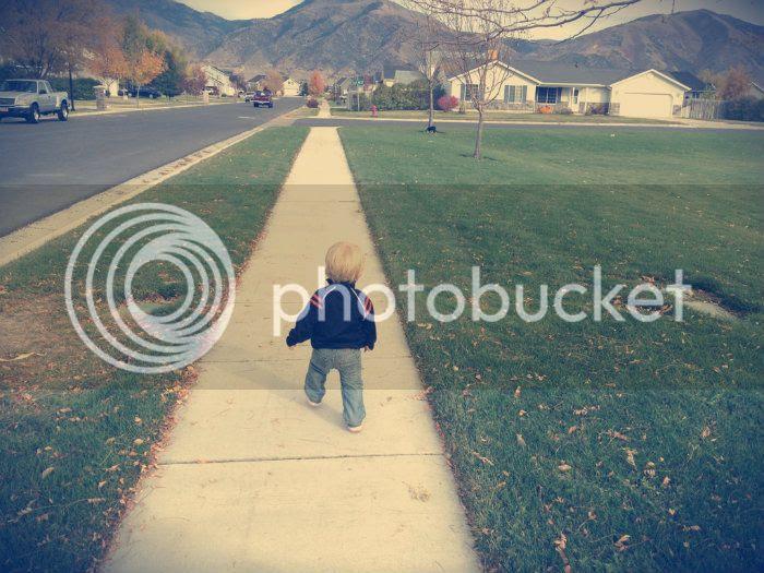 J walks