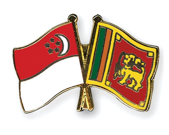 Sri Lanka signs new Free Trade Agreement with Singapore