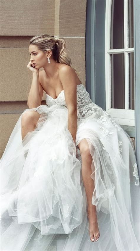 Mia Solano 2017 Wedding Dresses With a Modern Twist