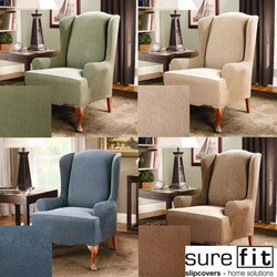 Blue Slipcovers | Overstock.com: Buy Sofa Slipcovers, Chair