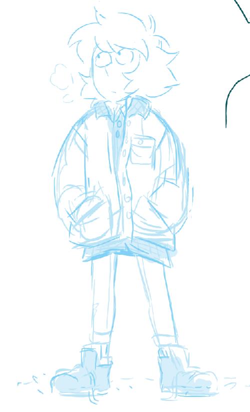 barn jacket lapis